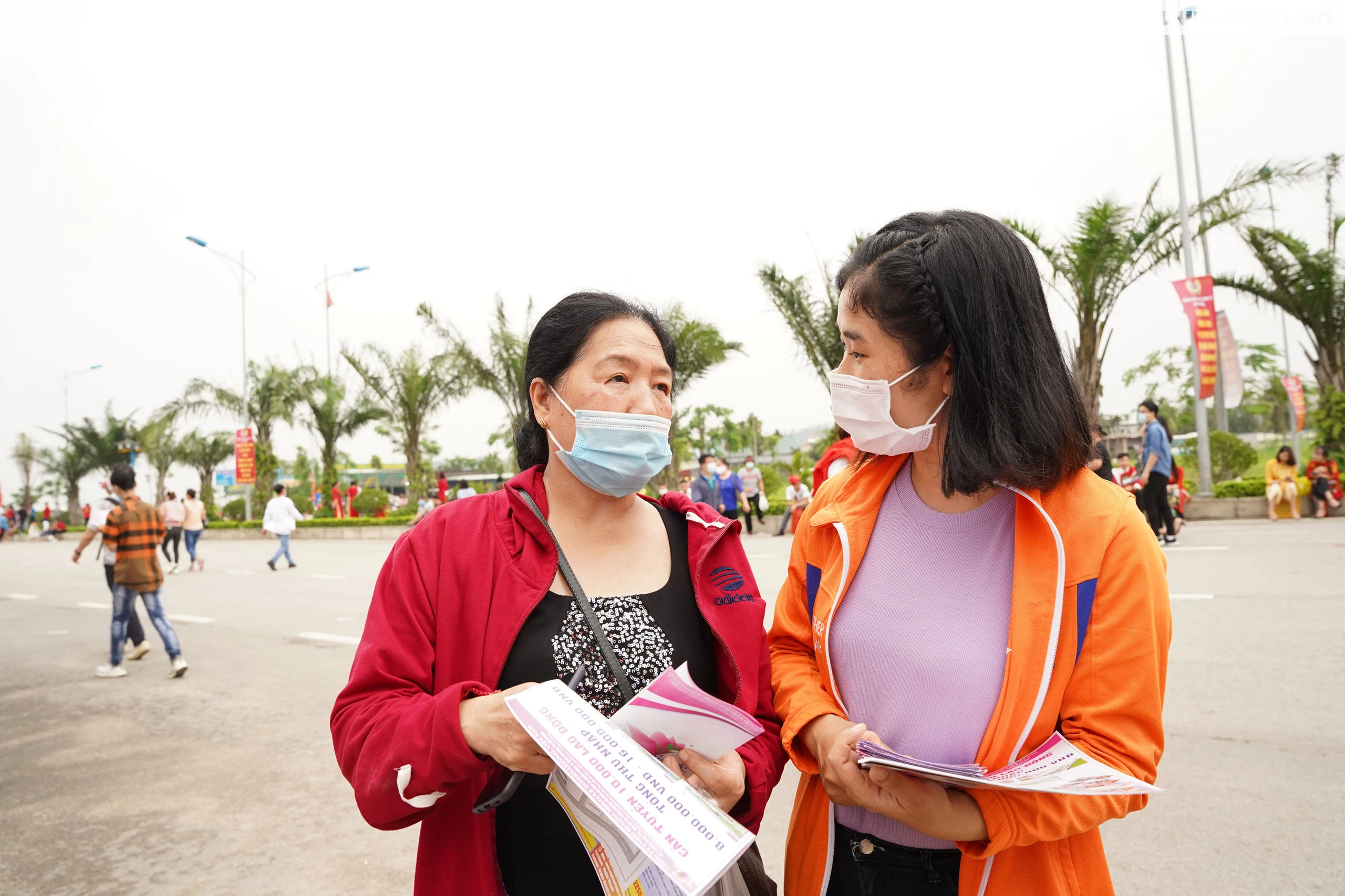 Hội LHPN TP Hải Phòng kết nối với các doanh nghiệp giới thiệu hơn 10.000 cơ hội việc làm cho phụ nữ - Ảnh 2.
