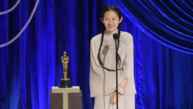 Lễ trao giải Oscar 2021: Nữ đạo diễn Triệu Đình đi vào lịch sử - Ảnh 1.