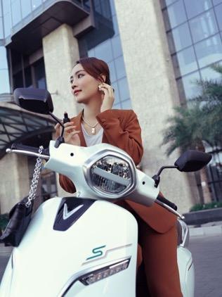 """Xe máy điện VinFast –  """"trang sức"""" mới thể hiện cá tính của giới trẻ - Ảnh 3."""