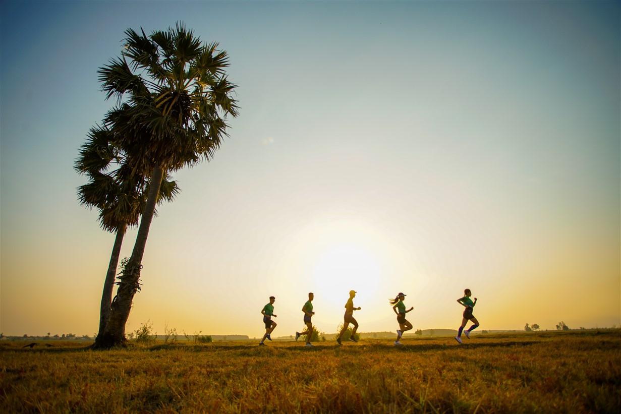 Ấn tượng với giải chạy marathon quy mô đầu tiên của Tây Ninh - Ảnh 4.
