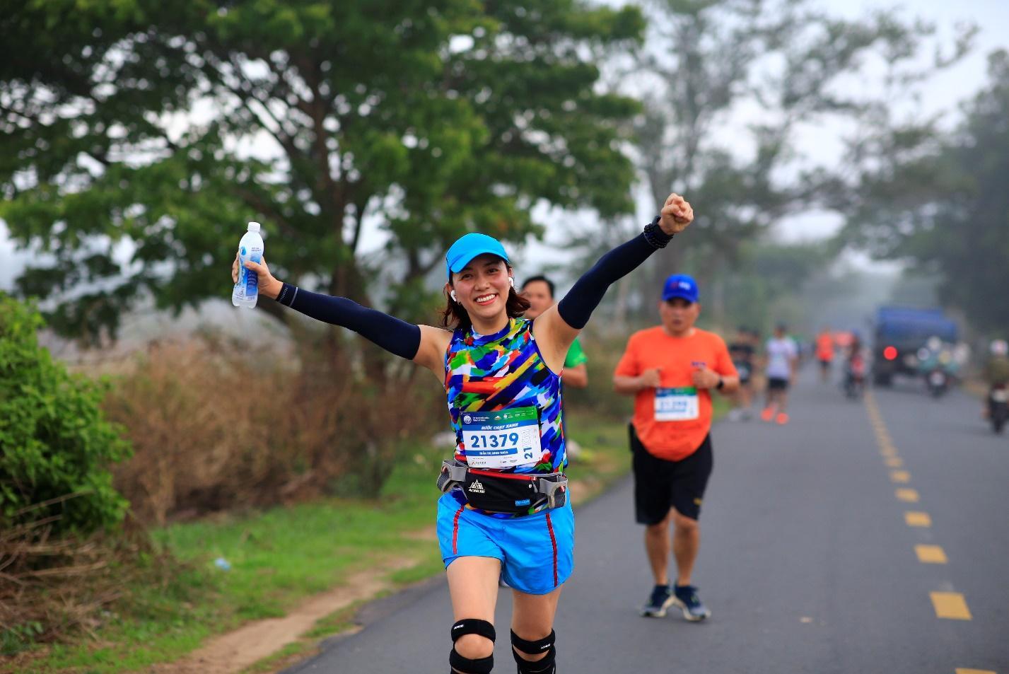 Ấn tượng với giải chạy marathon quy mô đầu tiên của Tây Ninh - Ảnh 5.
