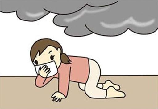 Làm gì khi gặp hỏa hoạn? Hướng dẫn kỹ năng thoát hiểm khi gặp hỏa hoạn - Ảnh 3.