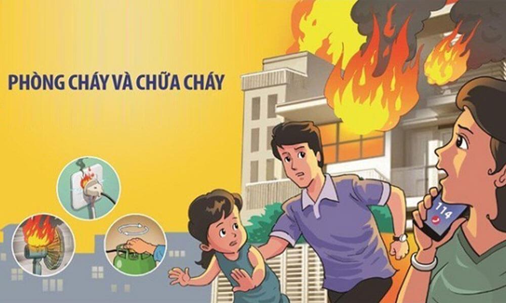 Làm gì khi gặp hỏa hoạn? Hướng dẫn kỹ năng thoát hiểm khi gặp hỏa hoạn - Ảnh 4.