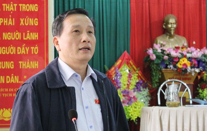 Bí thư Đắk Lắk Bùi Văn Cường được bầu làm Tổng Thư ký Quốc hội - Ảnh 2.