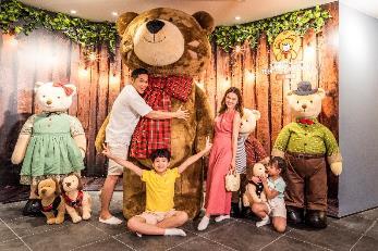 """Những lý do ai cũng """"phải đến"""" Nhà Gấu Teddy đầu tiên ở Việt Nam - Ảnh 4."""