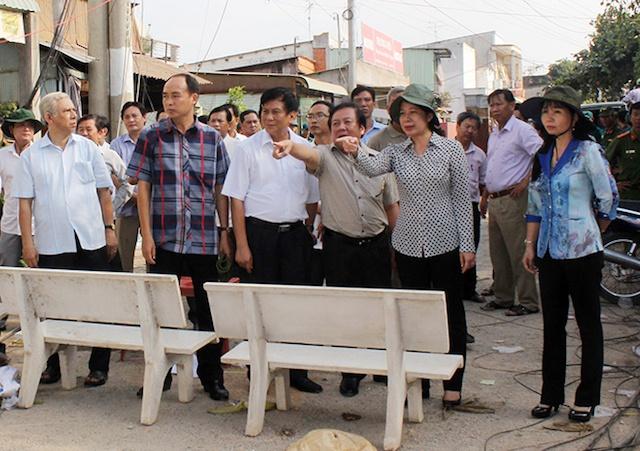 Bà Võ Thị Ánh Xuân - từ nữ Bí thư 7X đến Phó Chủ tịch nước - Ảnh 6.