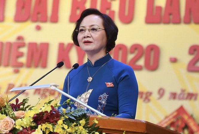 Quốc hội hoàn thành đợt kiện toàn nhân sự, có 3 nữ nhân sự chủ chốt - Ảnh 2.