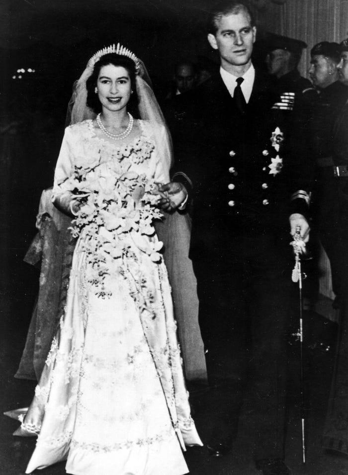 Những khoảnh khắc hạnh phúc trong 74 năm chung sống của Nữ hoàng Anh Elizabeth II và Hoàng thân Philip - Ảnh 2.