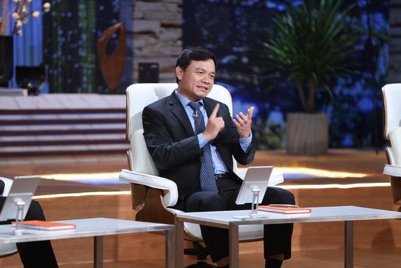 Shark Phú, người có phán ngôn bị dư luận chỉ trích - nguồn NSX