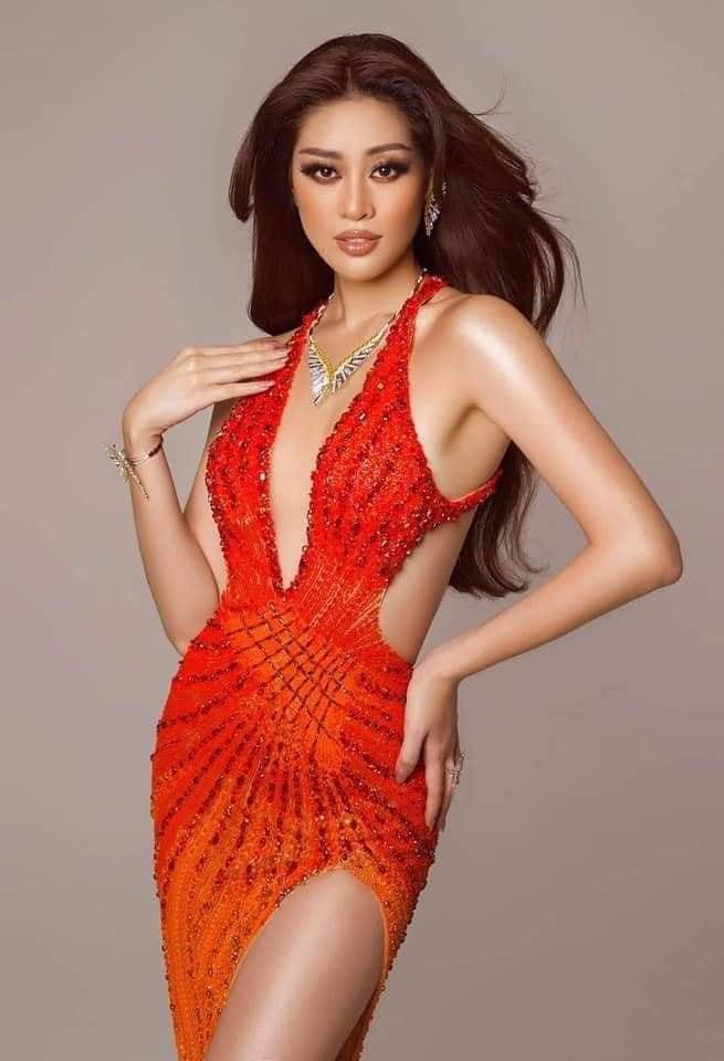 """Khánh Vân tiết lộ """"thèm đồ ăn châu Á"""" sau đêm chung kết Miss Universe - Ảnh 3."""