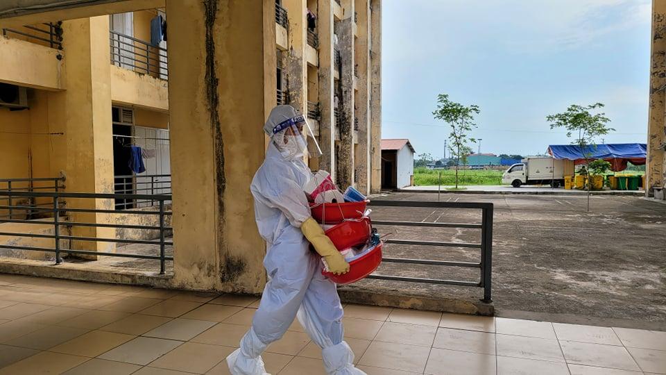 """Nữ bác sỹ trẻ ở Bắc Ninh mong hết dịch  để được """"phát"""" người yêu  - Ảnh 4."""