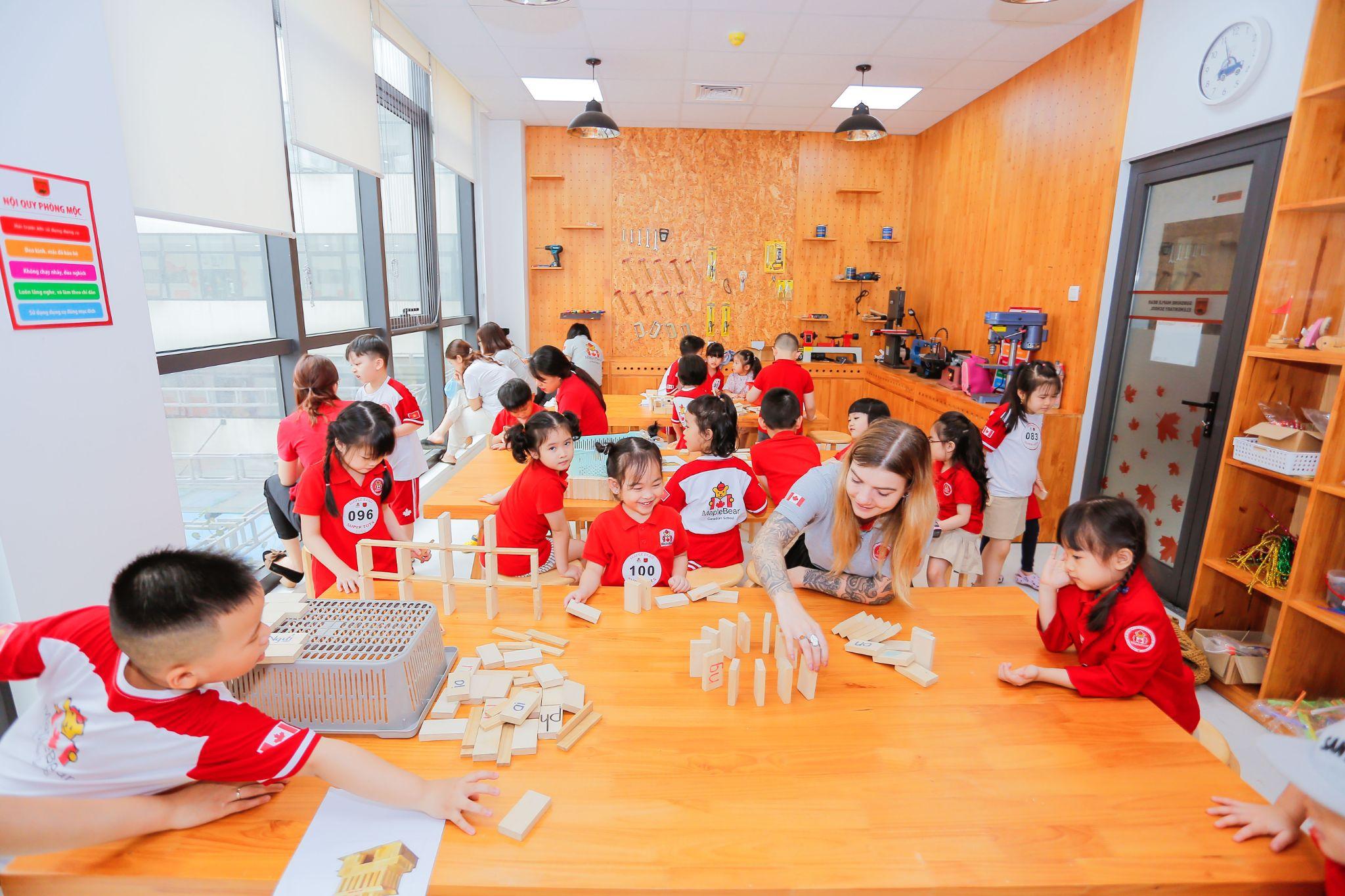 Từ Robot trợ lý đến mục tiêu phát triển tư duy lập trình của thế hệ học sinh Sunshine Maple Bear - Ảnh 3.