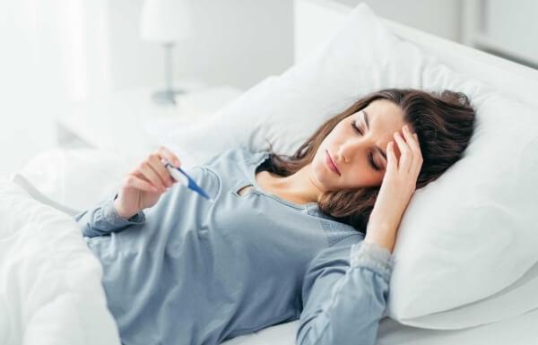 Rubella giai đoạn phát bệnh biểu hiện những triệu chứng gì? - Ảnh 1.