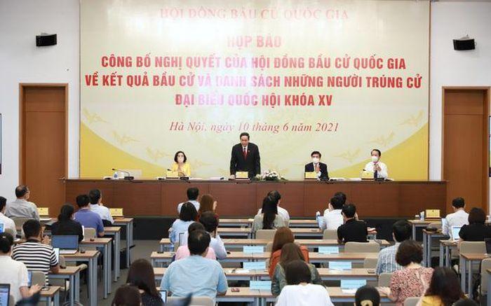 Thành công cuộc bầu cử cho thấy sức mạnh tổng hợp khối đại đoàn kết toàn dân tộc - Ảnh 1.
