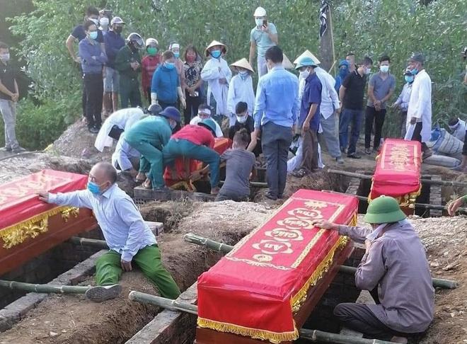 Vụ cháy phòng trà 6 người tử vong ở Nghệ An: Nỗi đau quặn thắt người ở lại - Ảnh 7.