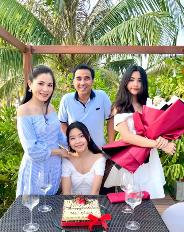 Nghệ sĩ Quyền Linh: Hạnh phúc khi chia sẻ việc nhà với vợ - Ảnh 1.