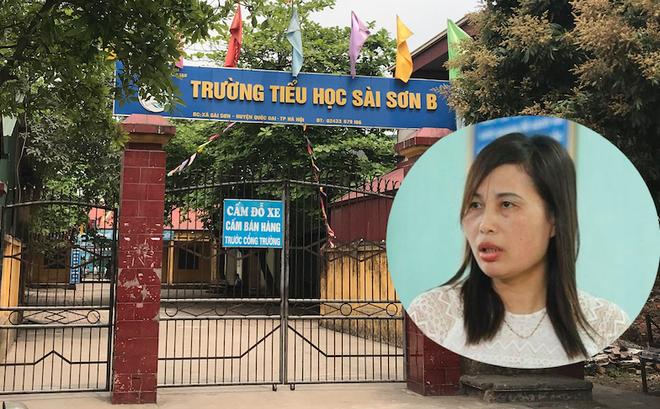 Trường Tiểu học Sài Sơn và cô giáo Nguyễn Thị Tuất