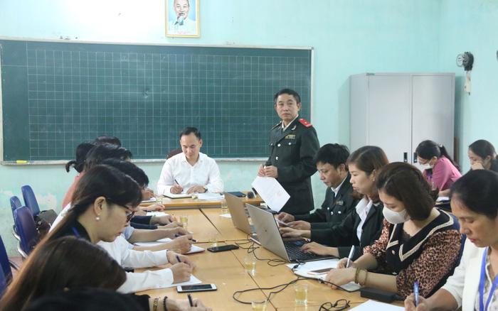 Cuộc họp công bố quyết định thanh tra vào ngày 29/3