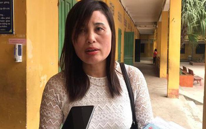Kết luận thanh tra cũng nói đến trách nhiệm của cô giáo Tuất
