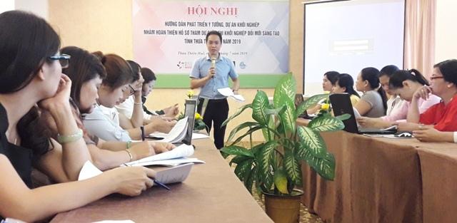 Chuyên gia đổi mới sáng tạo huấn luyện kỹ năng cho phụ nữ khởi nghiệp tại 21 tỉnh - Ảnh 2.