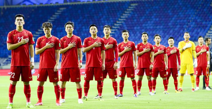 Chủ tịch nước, Thủ tướng Chính phủ, Chủ tịch Quốc hội chúc mừng đội tuyển bóng đá nam quốc gia Việt Nam - Ảnh 1.