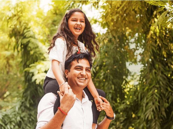 Lợi ích trẻ nhận được khi có một người cha tốt - Ảnh 1.