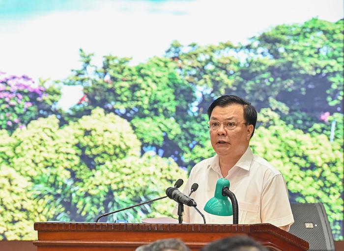 """Diễn biến Covid-19 tại Hà Nội đang khó lường, cần cấp bách tận dụng """"thời điểm vàng"""" chặn đứng dịch - Ảnh 2."""