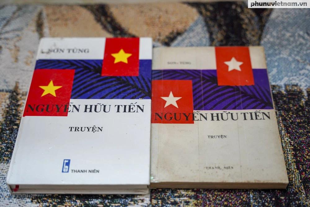 Chiêm ngưỡng kho tàng sáng tác đồ sộ của nhà văn Sơn Tùng về Bác Hồ, danh nhân cách mạng - Ảnh 4.