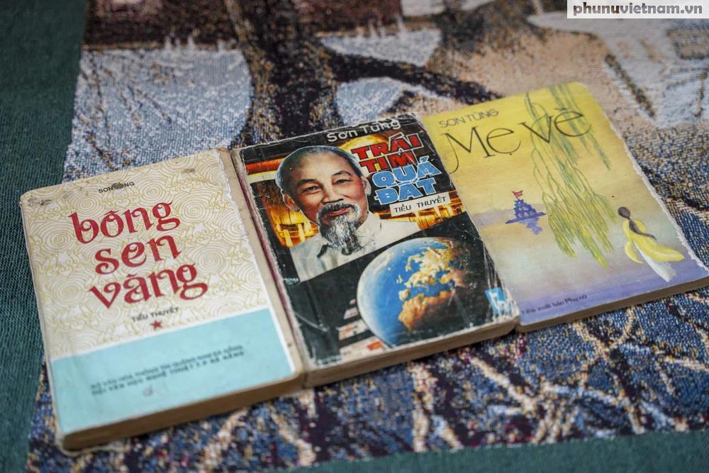 Chiêm ngưỡng kho tàng sáng tác đồ sộ của nhà văn Sơn Tùng về Bác Hồ, danh nhân cách mạng - Ảnh 8.