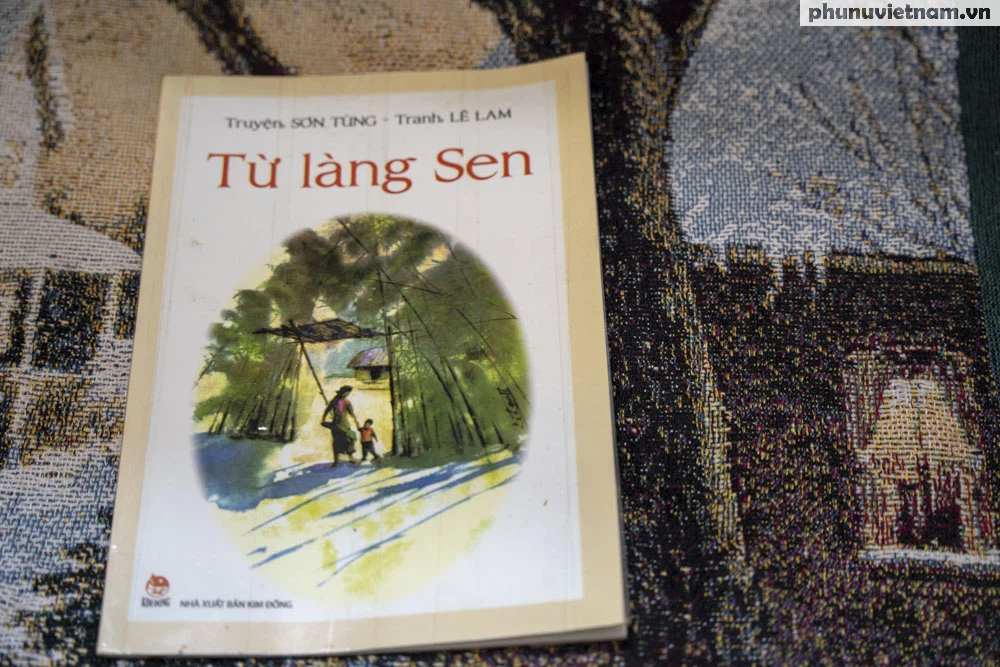 Chiêm ngưỡng kho tàng sáng tác đồ sộ của nhà văn Sơn Tùng về Bác Hồ, danh nhân cách mạng - Ảnh 14.