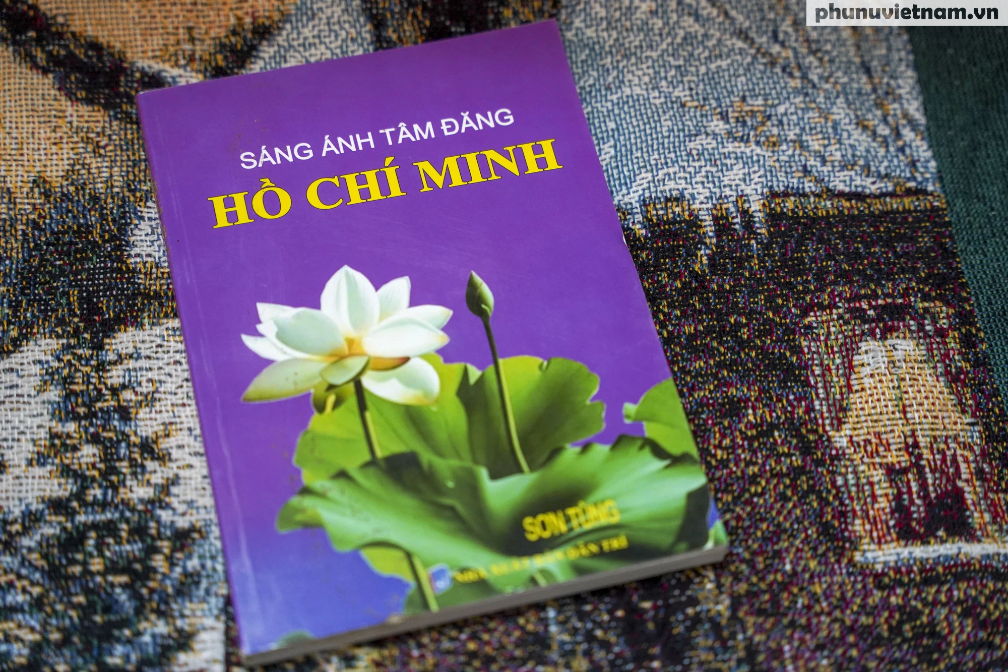 Chiêm ngưỡng kho tàng sáng tác đồ sộ của nhà văn Sơn Tùng về Bác Hồ, danh nhân cách mạng - Ảnh 18.