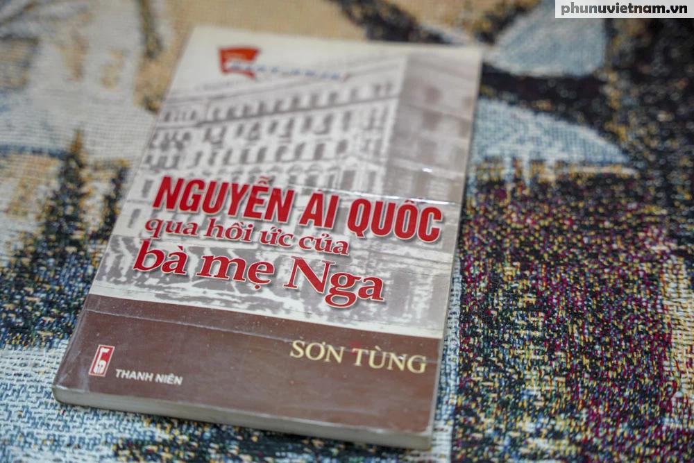 Chiêm ngưỡng kho tàng sáng tác đồ sộ của nhà văn Sơn Tùng về Bác Hồ, danh nhân cách mạng - Ảnh 19.