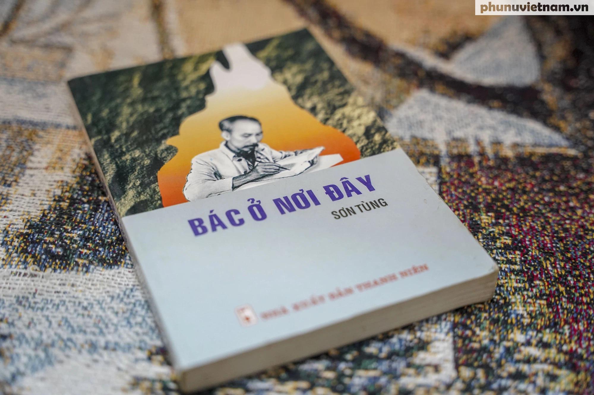 Chiêm ngưỡng kho tàng sáng tác đồ sộ của nhà văn Sơn Tùng về Bác Hồ, danh nhân cách mạng - Ảnh 20.
