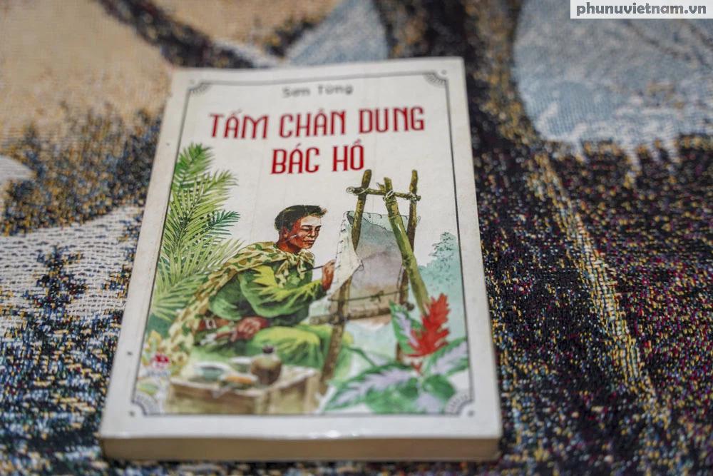 Chiêm ngưỡng kho tàng sáng tác đồ sộ của nhà văn Sơn Tùng về Bác Hồ, danh nhân cách mạng - Ảnh 21.