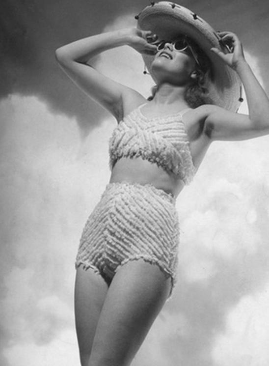 Hành trình 75 năm gắn bó cùng phụ nữ của bikini - Ảnh 1.