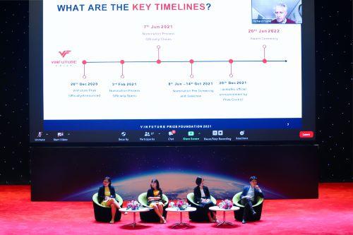 Giải thưởng khoa học - công nghệ toàn cầu VinFuture bắt đầu vòng Sơ khảo - Ảnh 1.