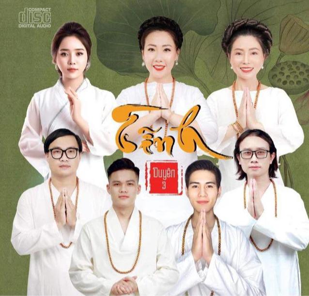 Album Duyên 3 - Tĩnh