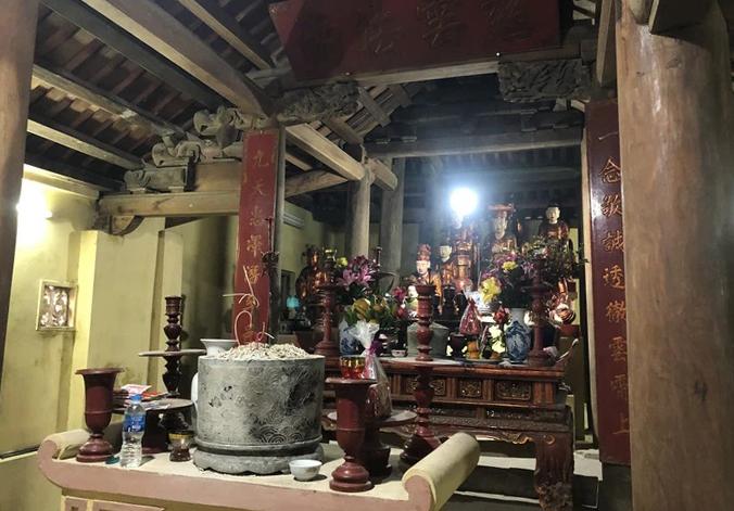 Thăm ngôi chùa Đạo giáo độc đáo ở Hà Nội - Ảnh 1.
