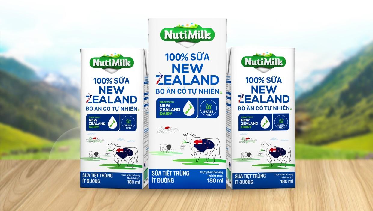 Nutifood giảm sâu giá sữa đến 50% tại Hà Nội    - Ảnh 1.