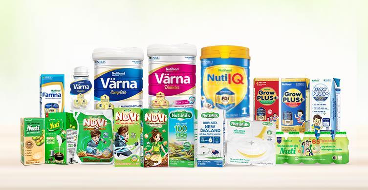 Nutifood giảm sâu giá sữa đến 50% tại Hà Nội    - Ảnh 2.