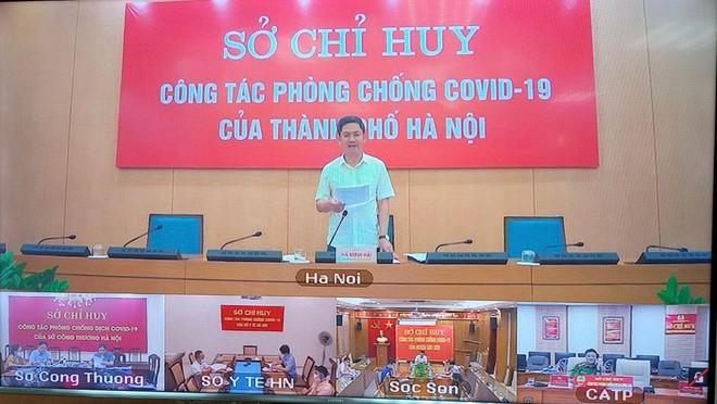 Hà Nội: Không để lao động ngoại tỉnh đi bộ về quê, lên phương án phục hồi sản xuất sau giãn cách - Ảnh 1.