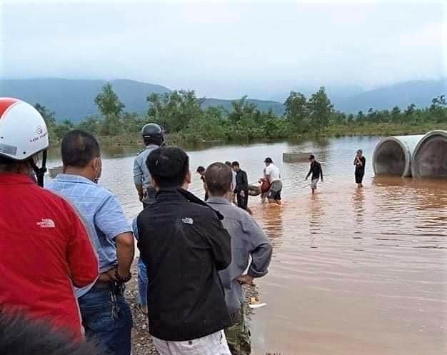 Thừa Thiên –Huế: Nam sinh bị đuối nước thương tâm khi đi bắt cá - Ảnh 1.