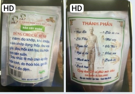 Lần đầu tiên tại Việt Nam: Uống thuốc nam nhưng bị ngộ độc thuốc tây - Ảnh 1.