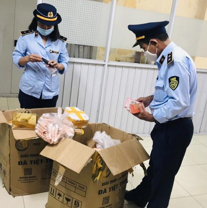 Thừa Thiên - Huế: Phát hiện hơn 2000 sản phẩm mỹ phẩm nhập lậu - Ảnh 1.