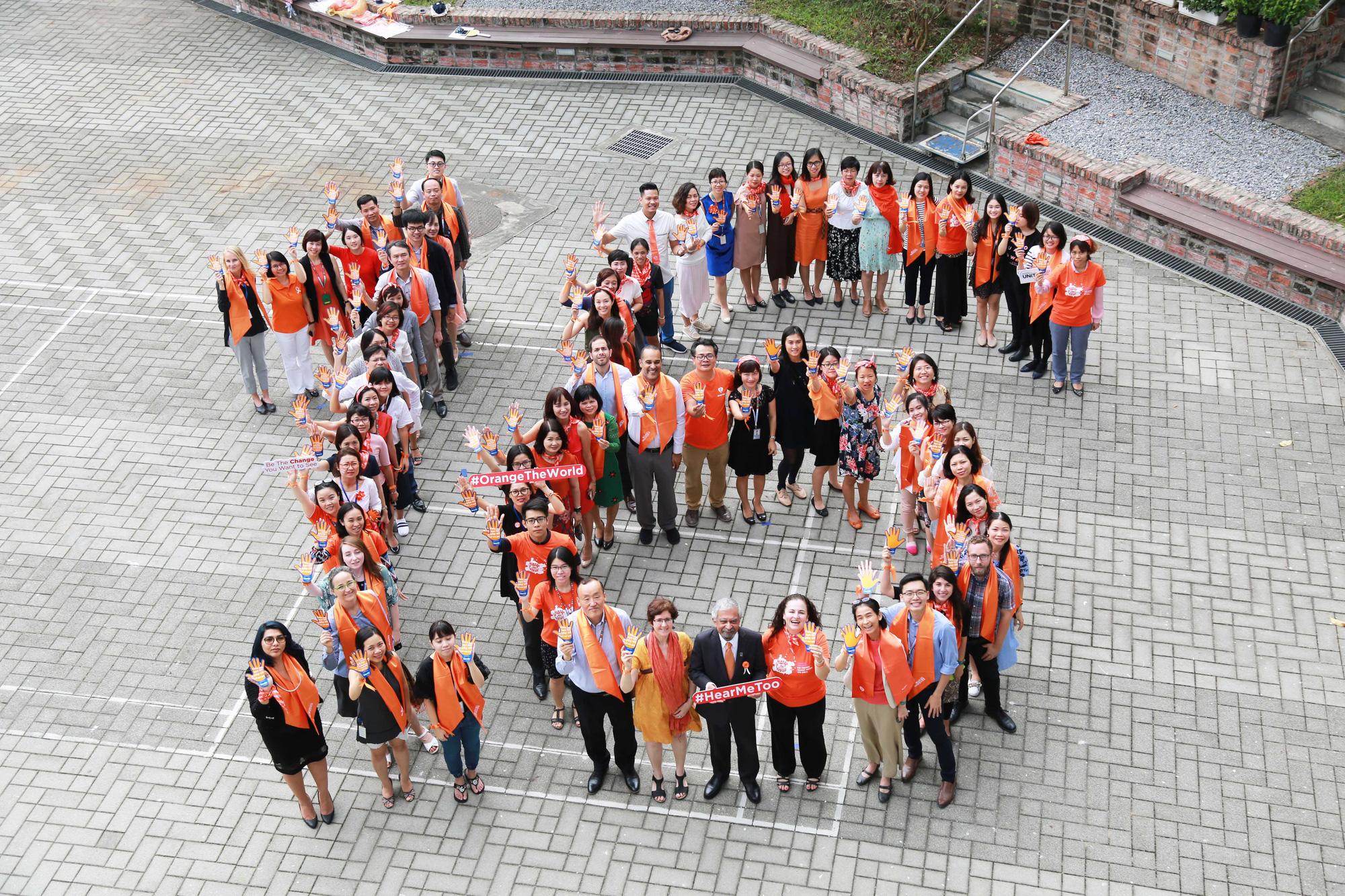 Liên hợp quốc tại Việt Nam và các đối tác chung tay chống bạo lực tình dục - Ảnh 1.