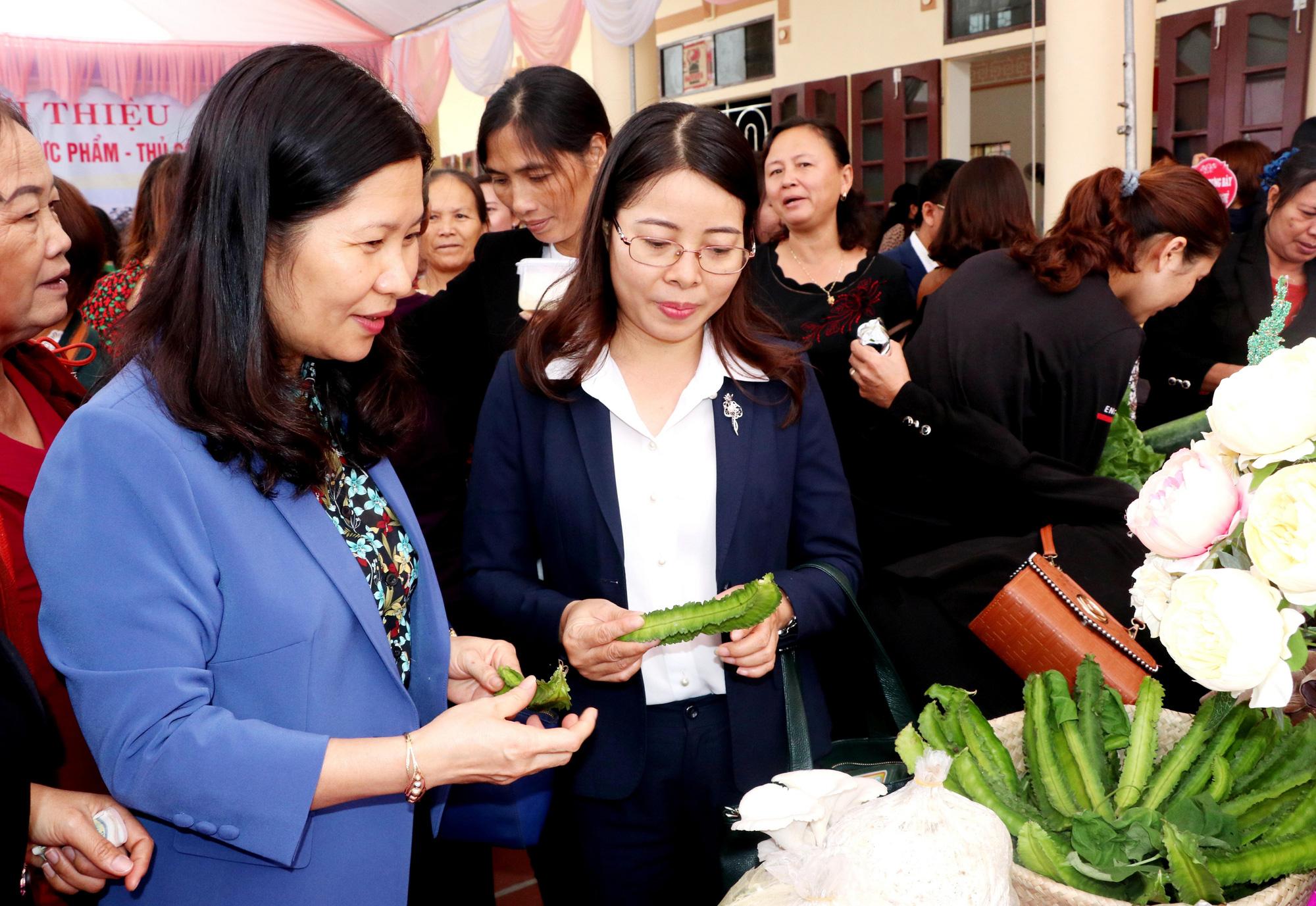 Truyền thông về an toàn vệ sinh thực phẩm cho hội viên phụ nữ Nam Định - Ảnh 1.