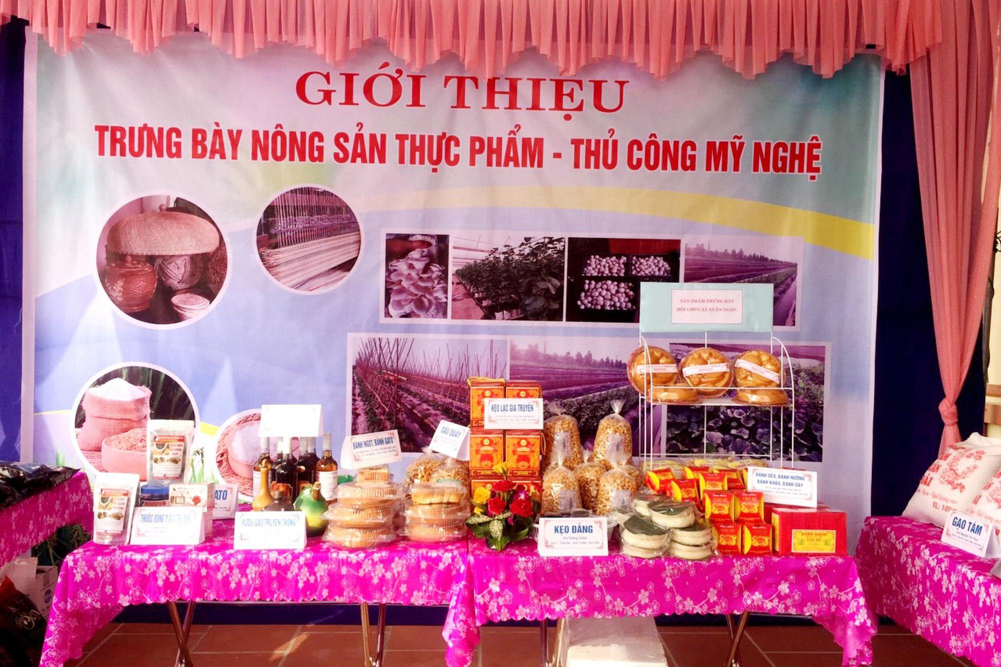 Truyền thông về an toàn vệ sinh thực phẩm cho hội viên phụ nữ Nam Định - Ảnh 3.