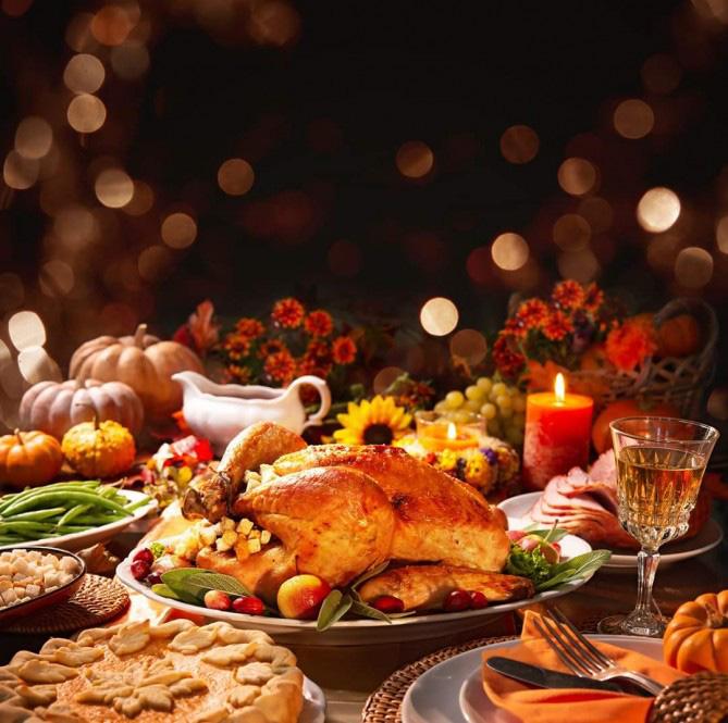 5 nhà hàng thưởng thức tiệc lễ Tạ ơn đúng điệu ngay tại Hà Nội - Ảnh 5.
