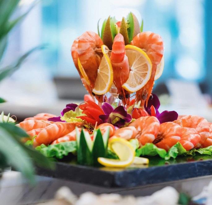5 nhà hàng thưởng thức tiệc lễ Tạ ơn đúng điệu ngay tại Hà Nội - Ảnh 4.