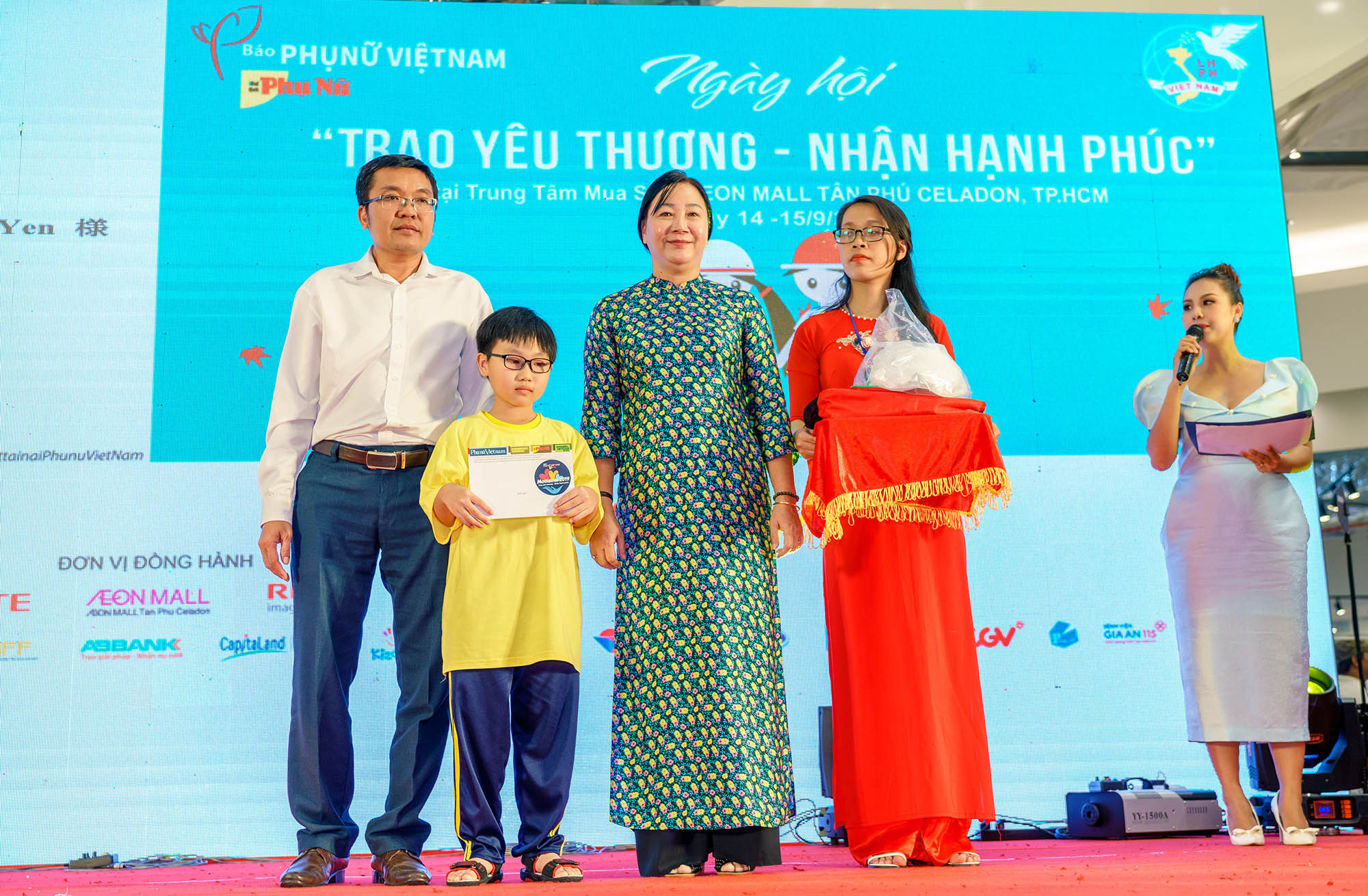 Chương trình Mottainai 2019 hỗ trợ 70 em nhỏ bị ảnh hưởng bởi TNGT và hơn 250 trẻ mồ côi - Ảnh 1.